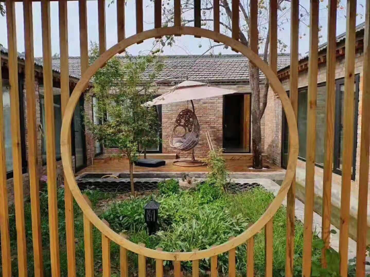北京郊区农村四合院民宿平房出售出租