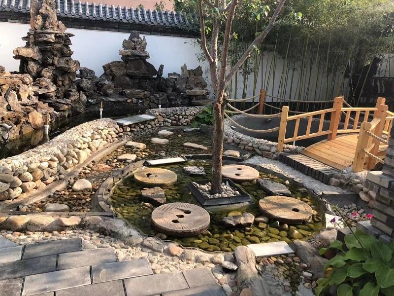 通州徽派建筑院出售,北京通州新民宿小院出售
