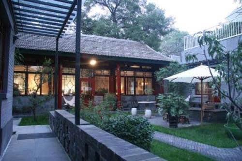 北京潮白河畔四合院,京郊新二环里独门独院